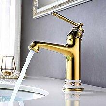 CHEN Küchenarmatur Bad Becken Wasserhahn Einzigen