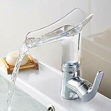 CHEN Küchenarmatur Chrom Becken Wasserhähne