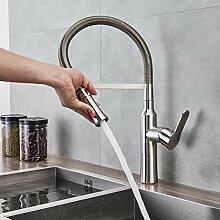 CHEN Küchenarmatur Flexible Rohr Küchenspüle