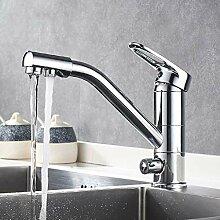 CHEN Küchenarmatur Küche Wasserhahn 360 Grad