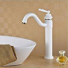 CHEN Küchenarmatur Luxus Weiß Farbe Bad
