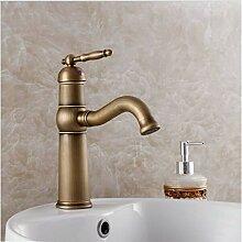 CHEN Küchenarmatur Waschbecken Wasserhähne Antik