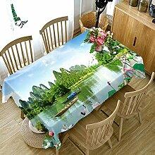 Chen Tischdecken Couchtisch Tischdecke Modern
