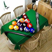 Chen Tischdecken Nordic Tischdecke Stoff Baumwolle