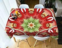 Chen Tischdecken Tuch Tischdecke Europäischen
