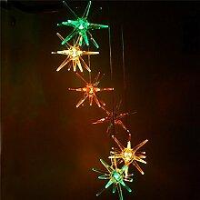 Chen0-super LED Solar Wind Chime Licht Farbwechsel