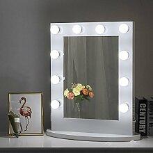 schminkspiegel gl hbirnen aktuelle trends g nstig kaufen. Black Bedroom Furniture Sets. Home Design Ideas