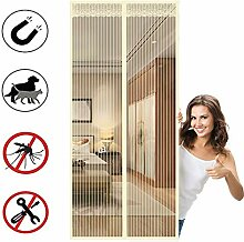 CHENG Magnet Fliegengitter Tür, Insektenschutz
