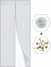CHENG Magnet Insektenschutz Tür, Magnet