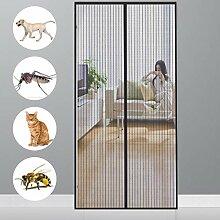 CHENG Magnetvorhang 200x270cm Insektenschutz Tür