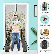 CHENG Magnetvorhang, Insektenschutz Tür mit