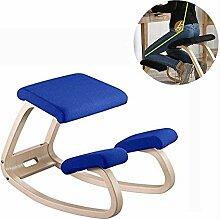 CHENGL Ergonomischer Stuhl mit Balance Stuhl mit