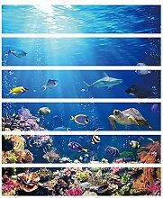 CHengQiSM 3D-Treppensteiger, Unterwasserwelt,