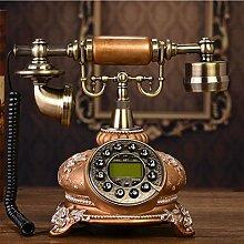 CHENGYI European Style Retro Telefon Mode Kreative Home Office Festnetz