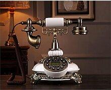 CHENGYI Retro Telefon Europäischen Stil Hause Wohnzimmer Schlafzimmer Kreative Feste Telefon Mode Alten Stil Festnetz