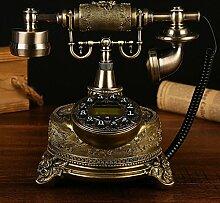 CHENGYI Upscale Mode Kreative Retro Telefon Europäischen Stil Familie Büro Festnetz