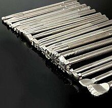 chengyida 20, Streifendesign Leder Werkzeuge,