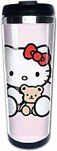 chengzhong Rosa Hello Kitty Trinkbecher,