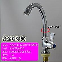 ChengZIKalte Küche Waschbecken Waschbecken