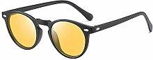 Chengzuoqing Herren Polarisierte Sonnenbrille