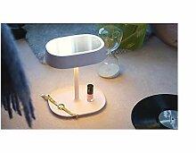 CHENHUAMake-up Spiegel Tischlampe führte Dressing