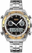 ChenHui Korean Steel Belt Watch Herren Quarz Uhr
