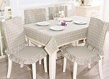ChenHui Moderne einfache Tuch Tabelle Tuch