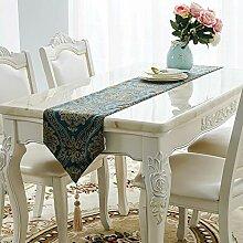 Chenille Europäische Tischläufer, Exquisite