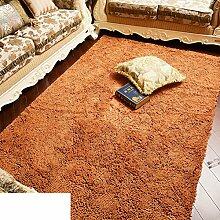 Chenille-Teppich/Schlafzimmer Nachttisch Teppiche/Teppichboden Teppiche für Kinder/ Kissen Sofa im Wohnzimmer-A 160x230cm(63x91inch)