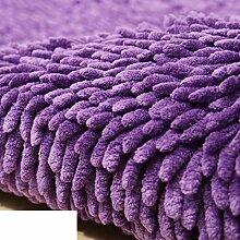 Chenille-Teppich/Schlafzimmer Nachttisch Teppiche/Teppichboden Teppiche für Kinder/ Kissen Sofa im Wohnzimmer-G 160x230cm(63x91inch)