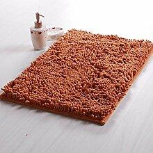 Chenille-Teppich/Wohnzimmer-Sofa-Bett Schlafzimmer Teppich/Erker Kissen-A 100x160cm(39x63inch)
