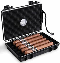 CHENTAOCS Zigarettenetui Humidor Portable Seal