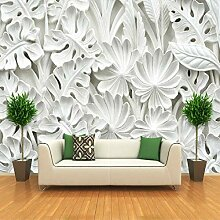 CHENYAN Wallpaper Hintergrundbild Blatt Muster