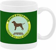 Chesapeake Bay Retriever - WIGGLE BUTTS CLUB Mug