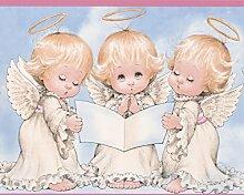 Chesapeake Engel Kinder Baby Tapetenrand für