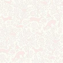 Chesapeake has01231Anahi Light Pink Forest Fauna