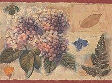 Chesapeake Rustikale lila Beige grün Floral