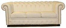 Chesterfield 3-Sitzer-Sofa Bett Premium Range
