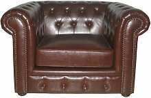 Chesterfield-Sessel Chaca Rosalind Wheeler Farbe: