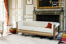 Chesterfield Sofa Montaigu vintage