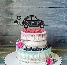 CHEYAN Unique Cake Topper Hochzeit Cake Topper
