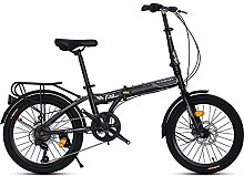 CHEZI bicycleKlapprad Ultraleichtes, tragbares