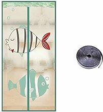 CHHBOX Insekten-SchutztüR/FliegengittertüRen Mit