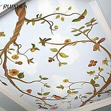CHHPCZ Große Wandbilder Seide Tapete 3D Art Deco