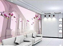 CHI Tapete Klassische Malerei Tapete Orchidee Home