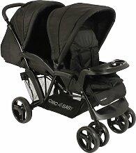 Chic 4 Baby Doppio Kinderwagen Geschwisterwagen