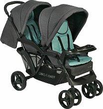 Chic 4 Baby Doppio Zwillings- und Kinderwagen