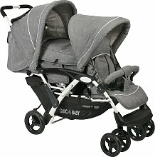 Chic 4 Baby Duo Zwillings- und Kinderwagen