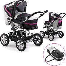 Chic 4 Baby Kinderwagen Viva mit Schwenkschieber
