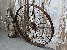Chic Antique Deko Wagenrad 60 cm zum aufhängen
